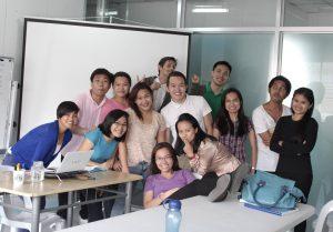 ganze Klasse april 2016